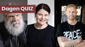 Dagens quiz om frikyrkliga profiler