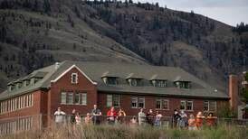 Döda barn på katolsk skola skakar Kanada