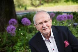 Siewert Öholm minne hedras med skog i Israel