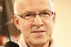 Göran Berglund fick Scoutsveriges högsta utmärkelse