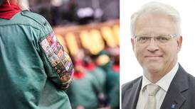Riksdagsman Tuve Skånberg: Dumt att dra in bidrag till kyrkor