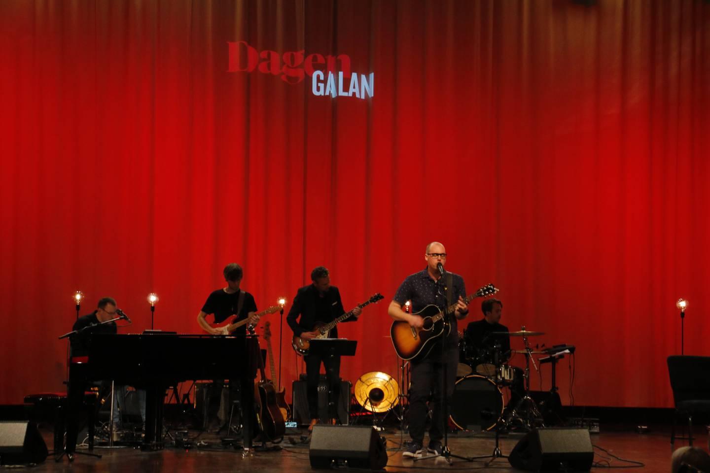 DagenGalan 2020 med Andreas Wistrand