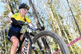 Alexandra Engen är nordisk mästare i mountainbike