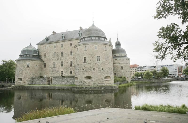 11. Örebro slott.