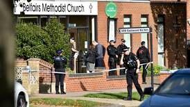 Ärkebiskop fördömer knivattack mot brittisk politiker