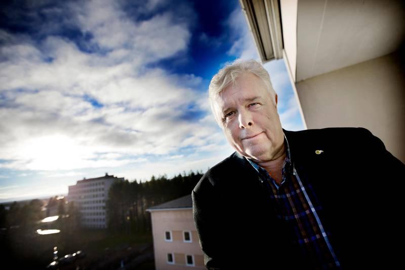Gerda-projektet,  Yngve Gustafsson.