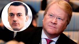 Alen Musaefendic: Adaktusson duckar för frågan om mänskliga rättigheter