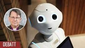 Hoten från artificiell intelligens motas genom mänsklig gemenskap