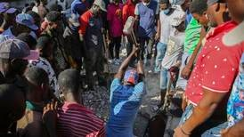 Svenska kyrkan ger katastrofhjälp efter Haitis jordbävning