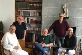 Benjamin Ekman avger munklöften - blir katolsk dominikanermunk
