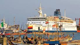 Mercy Ships inleder samarbete med svensk rederijätte