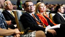 KD:s nya syn på migration kom inte med Ebba Busch Thor
