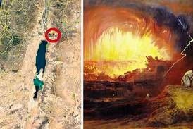 Meteoritnedslag kan ha ödelagt Sodom och Gomorra