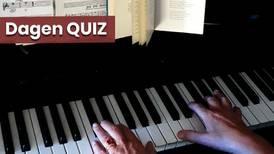 Dagens quiz om musik