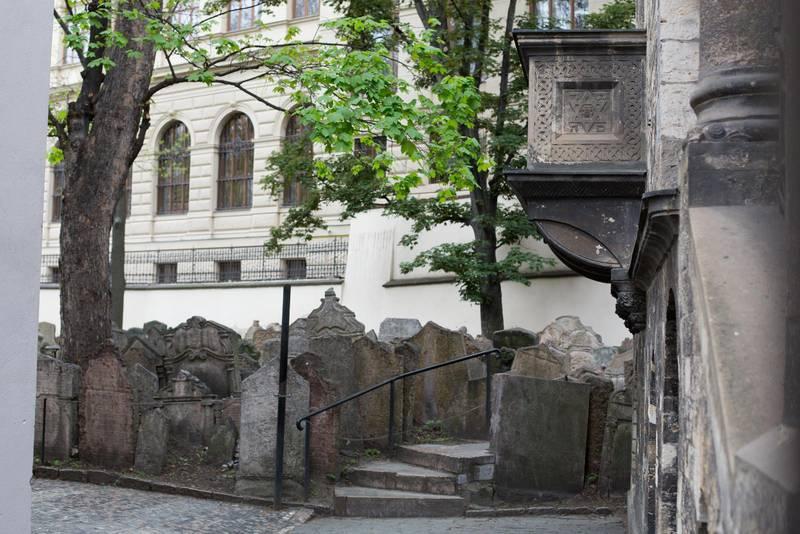 Judiska begravningsplatsen.
