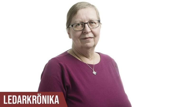 Elisabeth Sandlund, ledarkrönika
