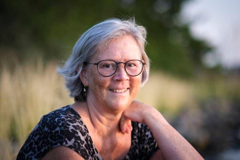 Porträtt Ewa Almqvist