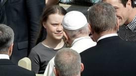 Präst: Låt Greta ta påvens plats på klimattoppmötet