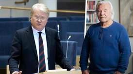 Jan Guillou: Adaktusson är högerextrem kristdemokrat