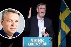 Stefan Swärd: Enarson leder en SD-vänlig sekt