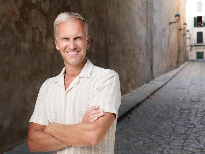 Körledaren och artisten Gabriel Forss gästar Dagens podcast.