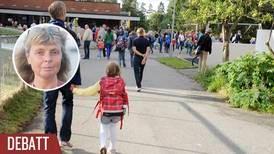 Ta reda på hur dagens förskola påverkar barnen på lång sikt