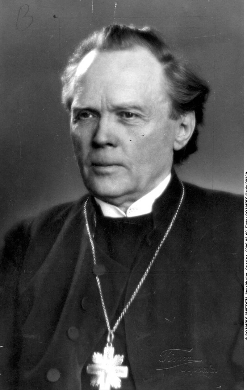 Nathan Söderblom.