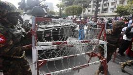 Sida stoppar Myanmar-bistånd efter kuppen