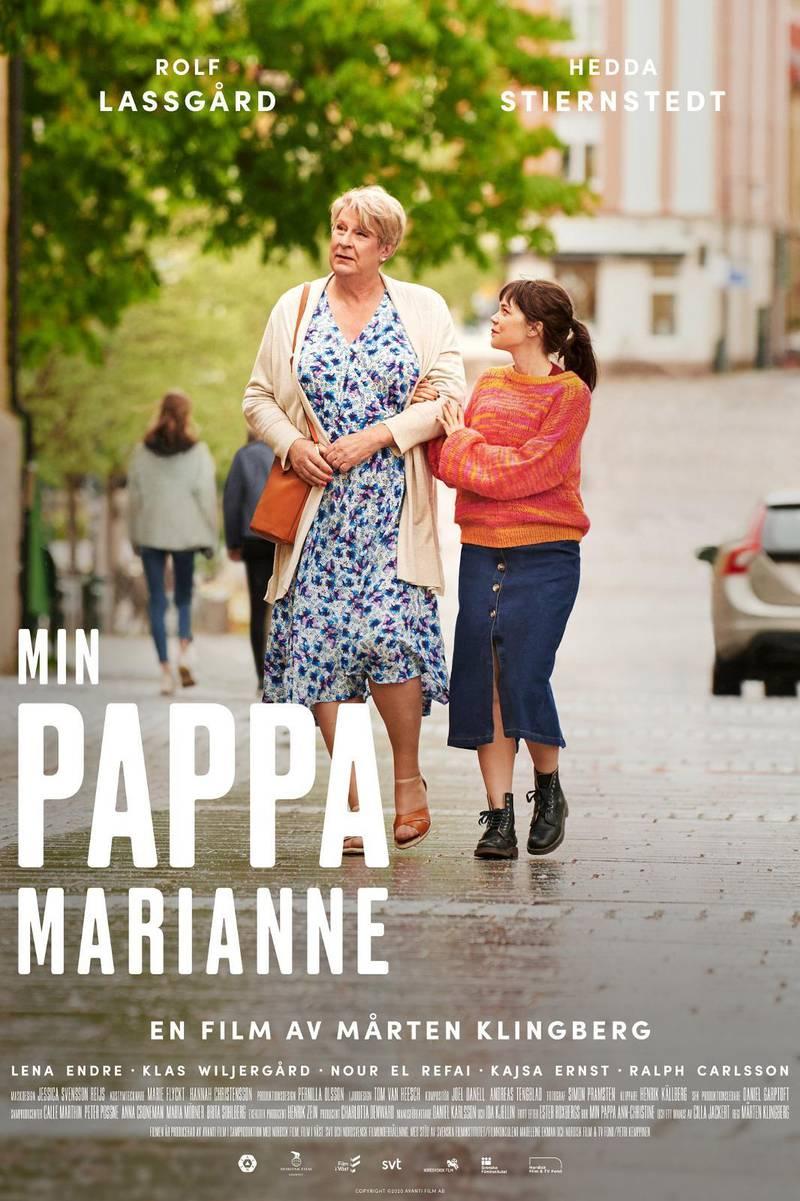 """Min pappa Marianne"""