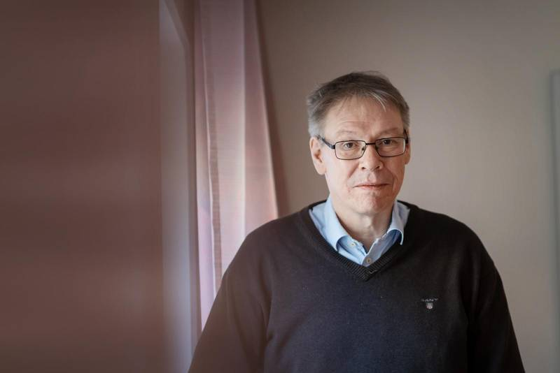 Åklagaren Krister Petersson tog över ledningen för Palmegruppen 2017. Arkivbild.