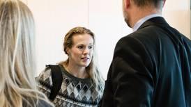 Ellinor Grimmarks make vädjar om pengar för rättegångskostnader