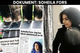 Soheila Fors vägrar ge upp – trots alla hot