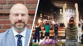 Forskare: Yoga skiljer sig markant från kristen tro