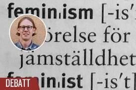 Dagens feminism är oförenlig med kristen tro