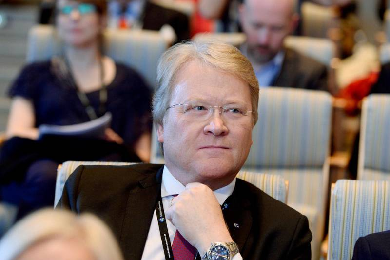 Lars Adaktusson, Europaparlamentariker för Kristdemokraterna.