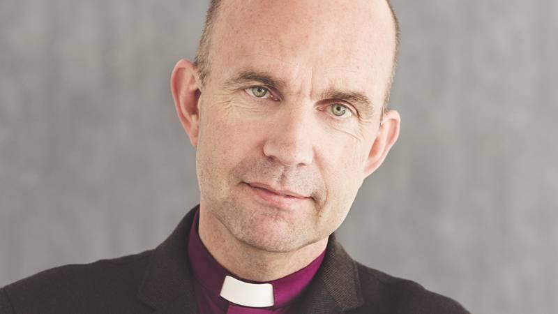 Fredrik Modéus, biskop.