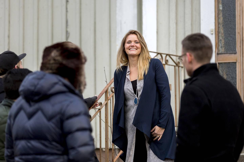 """Josefina Gnistes lovsång """"Din trofasthet"""" spelades in i Bönehuset i Örnsköldsvik. Nu har låten nått upp till en miljon lyssningar på Spotify och det ska firas av musikförlaget David Media."""