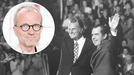 Pekka Mellergård: Billy Graham var inget helgon