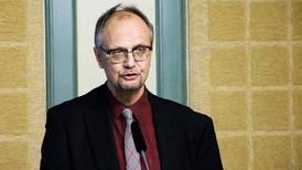 Ulf Bjereld lämnar ordförandeposten i troende S-förbundet