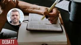 Bibliska bud och livsregler vill oss väl
