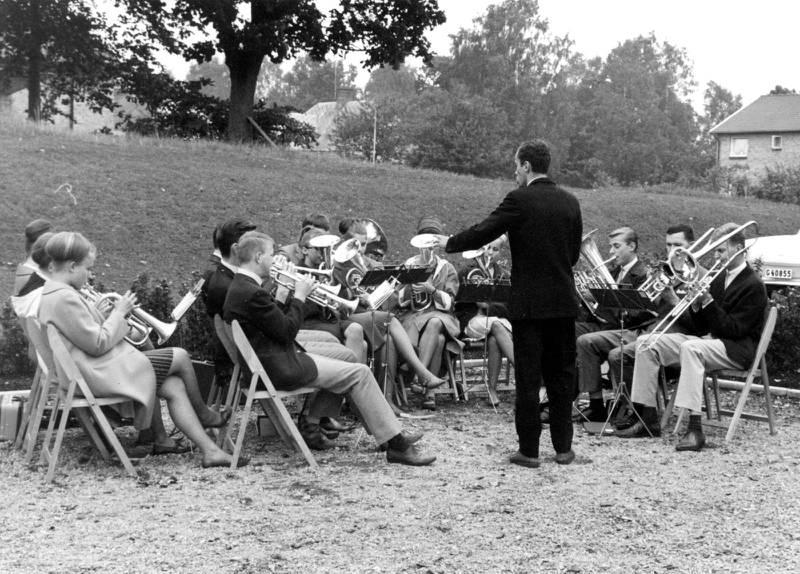 Blåsorkestern i Filadelfia Lammhult.