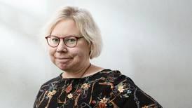 Linda Ylivainio hittade tillbaks till kyrkan när Annie Lööf gav henne sparken