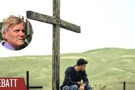 Kyrkan måste tillbaka till korsets budskap