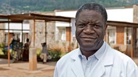 FN återupptar skydd av Mukwege efter mordhoten