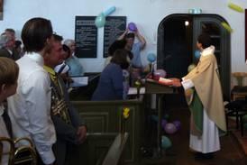 En välkomnande gemenskap i en öppen kyrka