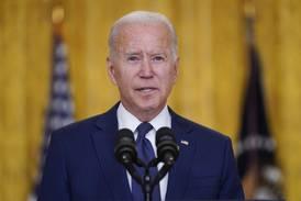 Joe Biden: Amerikansk militär besvarade Guds kallelse