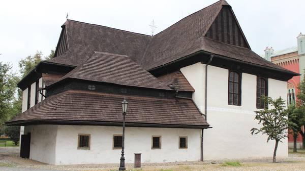 Slovakiens träkyrkor speglar tre grenar av kristen tro