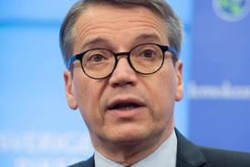 Göran Hägglund: Det känns som jag är färdig med politiken