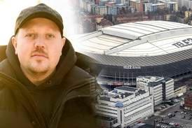 Jesus ersätter fotbollen på Tele2 Arena