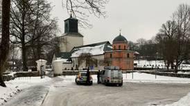 Ännu en brandattack mot Spånga kyrka